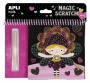 Varázsfüzet, APLI 'Magic Scratch Fairies', tündér mintákkal