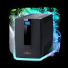 NJOY Szünetmentes + AVR Horus Plus 2000, 2000VA, 1200W, Line-Interactice, LCD Touch display