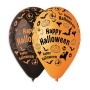 Léggömb, 30 cm, 'Happy Halloween'
