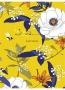 Füzet, tűzött, kockás, A5, 48 lap, SHKOLYARYK 'Happiness', vegyes