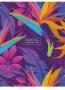Füzet, tűzött, kockás, A5, 48 lap, SHKOLYARYK 'Tropical obsession', vegyes