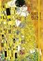Skiccfüzet, pontrácsos, A5, 80 lap, keményfedeles, SHKOLYARYK, 'Klimt&Van Gogh', vegyes