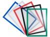 Tarifold Magneto PRO mágneses keret | A4 | kék | 230x317 mm